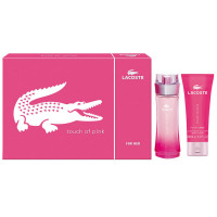 Lacoste Touch Of Pink Set EDT (30 ml) + BLO (100 ml)