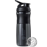 BlenderBottle Sportmixer Grip šeiker-joogipudel, Black-Black (820 ml)