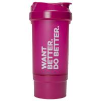 Prozis šeiker Want Better. Do Better. (500 ml)