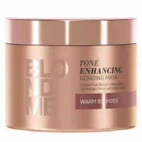 Schwarzkopf Blond Me Tone Enhancing Warm Blondes juuksemask (200 ml)