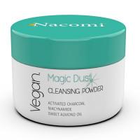 Nacomi Magic Dust detoksifitseeriv ja puhastav pulber-geel näole (50 ml)