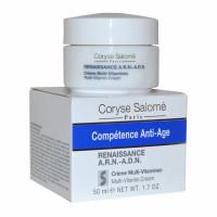 Coryse Salomé Competence Multi Vitamin vananemisvastane näokreem (50 ml)