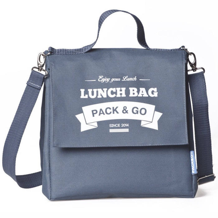 Lunch Bag L+ termokott, Hall