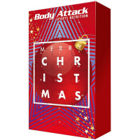 Body Attack Fitness advendikalender, Valgubatoonid (Bars 2018)