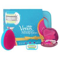 Gillette Venus Snap komplekt (2UP Raseerija, juuksehari & kott)