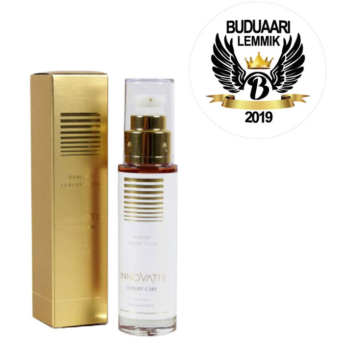 Innovatis Sublime Luxury Fluid juukseõli-seerum puhta keratiiniga (50 ml)