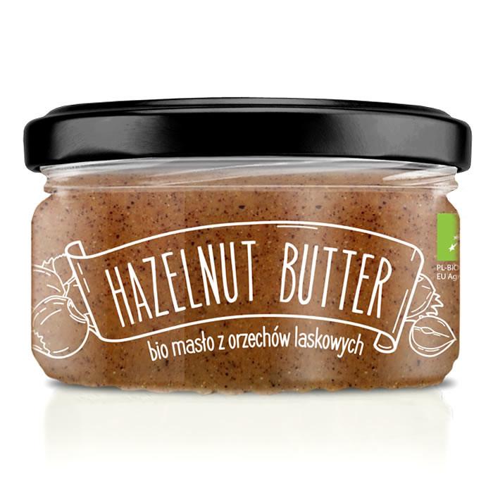 Diet Food Bio Hazelnut Cream metsapähklikreem (200 g)