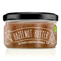 Diet Food Bio Hazelnut Cream metsapähklikreem (200 g)