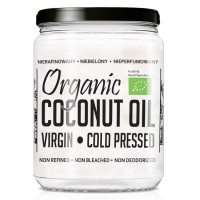 Diet Food Organic Coconut Oil Extra Virgin (500 ml)