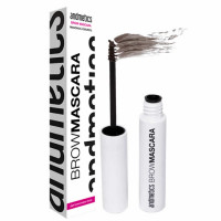 Andmetics Brow Mascara kulmutušš, Dark Brown