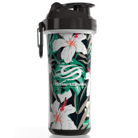 SmartShake Double Wall vahetatava disainiga šeiker, Hawaii/Tropical (750 ml)