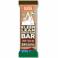 Kleen Lean Protein Bar proteiinibatoon NO ADDED SUGAR, Choco Tiger Nut (50 g)