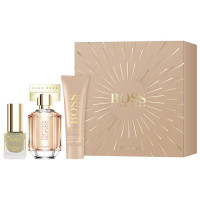 Hugo Boss The Scent For Her Set EDP (30 ml) + BLO (50 ml) + Nail Polish (4,5 ml)