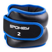 Spokey Cross Form raskused, Must-sinine (2 x 2 kg)