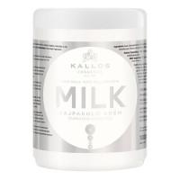 Kallos KJMN Milk juuksemask (1000 ml)