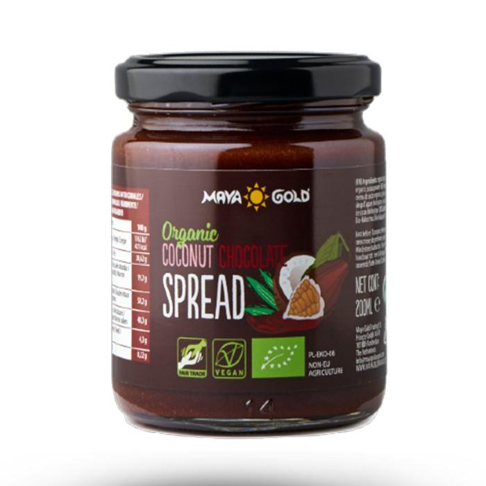 Maya Gold Chocolate Coconut spread (220 g)