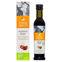 Chaga Health Immuno Eliksiir MAHE, Astelpaju (250 ml)