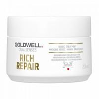 Goldwell Dualsenses Rich Repair (Hair Mask, naistele, 200ml)
