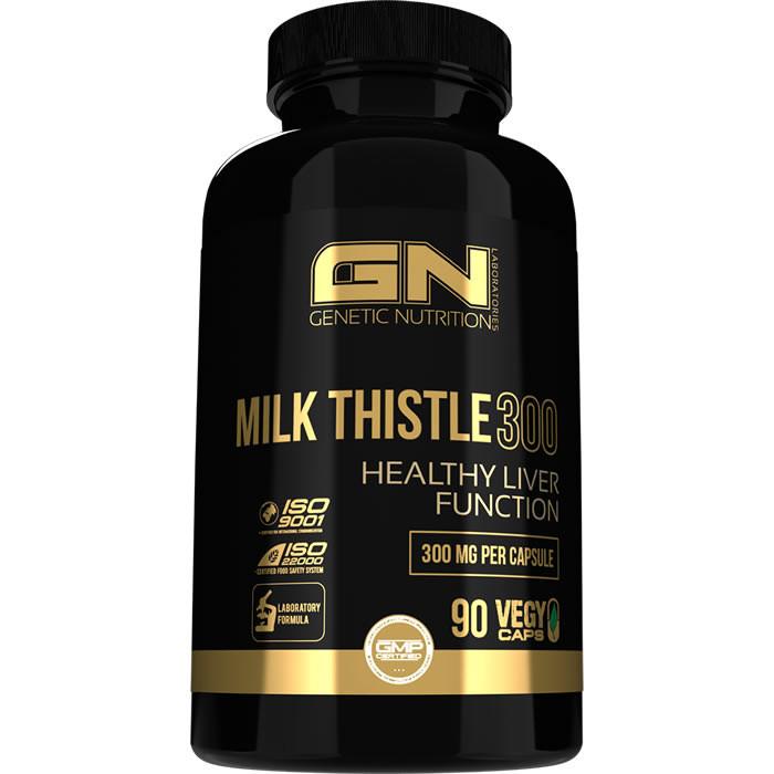 Genetic Nutrition Milk Thistle maarjaohaka kapslid (90 tk)