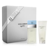 Dolce & Gabbana Light Blue Set EDT (50 ml) + BLO (100 ml)