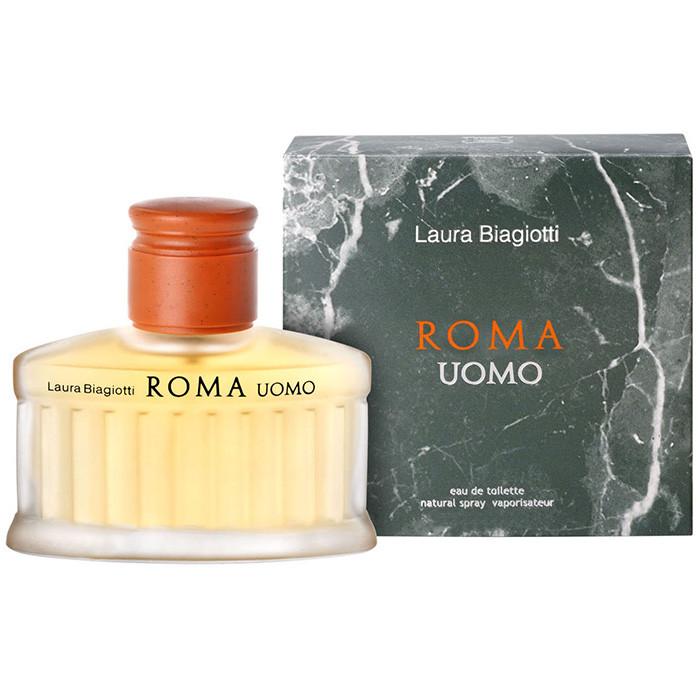 Laura Biagiotti Roma Uomo, EDT, M (125 ml)
