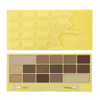 Makeup Revolution London I Heart Makeup Naked Chocolate lauvärvipalett (22 g)