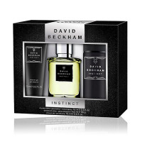 David Beckham Instinct Set EDT (75 ml) + SGE (75 ml) + DSP (150 ml)