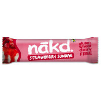 Nakd toorbatoon, Strawberry Sundae (35 g)