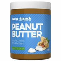 Body Attack Peanut Butter maapähklivõi, Coconut (1000 g)