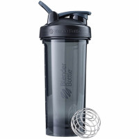 BlenderBottle Proseries Pro28 Tritan šeiker-joogipudel, Black (820 ml)