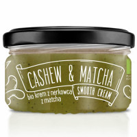 Diet Food Cashew & Matcha Bio india pähklikreem + matcha (200 g). Parim enne 01.05.2019