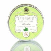 Saules Fabrika soola kehakoorija, Peppermint (300 g)