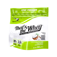 Sport Definition That's the Whey valgupulber, Kookose (300 g). Parim enne 30.01.2020
