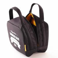 Lunch Bag ZIP termokott, Must