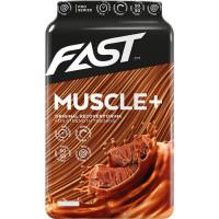 Fast Muscle+ taastusjoogipulber, Šokolaadi (900 g)