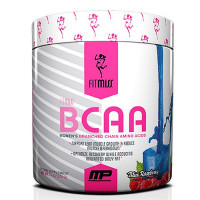 FitMiss Women's BCAA 3:1:2, Blue Raspberry (210 g)