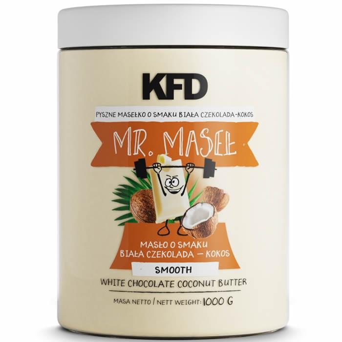 KFD valge šokolaadikreem kookosega (1 kg)