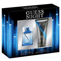 Guess Night Set EDT (50 ml) + SGE (200 ml)