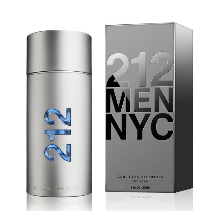 Carolina Herrera 212 NYC Men EDT (50 ml)