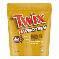 Twix Proteiinipulber (875g) Chocolate, Biscuit & Caramel