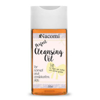 Nacomi näopuhastusõli normaalsele ja kombineeritud nahale (150 ml)