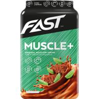 Fast Muscle+ taastusjoogipulber, Mint-šokolaadi (900 g)