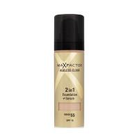 Max Factor Ageless Elixir 2in1 SPF15 jumestuskreem, Beige (30 ml)