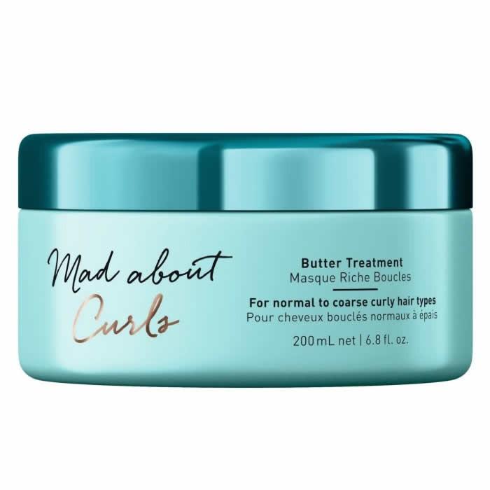 Schwarzkopf Professional Mad About Curls Butter Treatment juuksemask (200 ml)