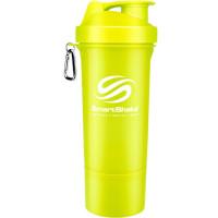 SmartShake Slim šeiker, Kollane (500 ml)