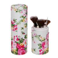 Body Collection Vintage Bouquet Brush & Go meigipintslite komplekt topsikuga
