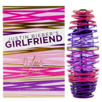 Justin Bieber Girlfriend EDP, W (100 ml)