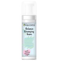 Nacomi Botanic Cleansing Foam looduslik puhastav vaht-meigieemaldaja (150 ml)