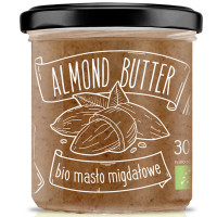 Diet Food Bio Natural Almond Butter (300 g)