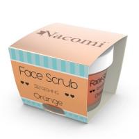 Nacomi Face & Lip Scrub koorija näole ja huultele, Orange  (80 g)